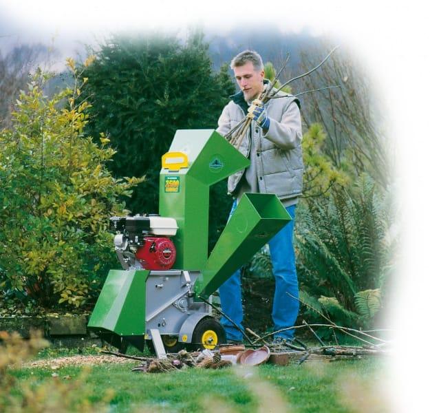 Häcksler Motor Garten Forstgeräte Und Kommunaltechnik Peter